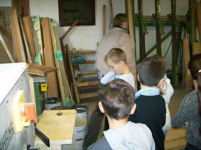 Fotoalbum Exkursionen der 4. Klasse