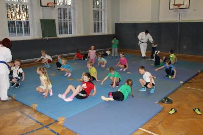 Fotoalbum Tag des Judo 2016- Bilder der 1. Klassen