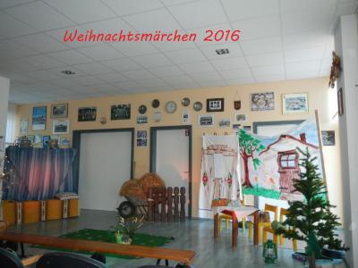Fotoalbum Weihnachtsmärchen 2016