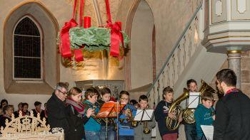 Fotoalbum Adventskonzert - Frauenchor Schenklengsfeld in der Mauritiuskirche