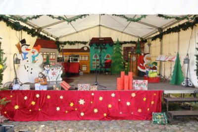 Fotoalbum Weihnachtsmarkt 2016