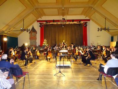 Fotoalbum Weihnachtskonzert - Mitteldeutsche Kammerphilharmonie