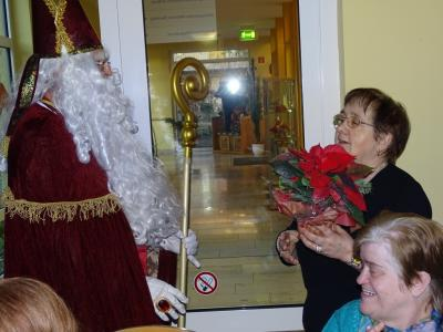 Fotoalbum Stadtverwaltung lädt Seniorinnen und Senioren zur traditionellen Weihnachtsfeier ein