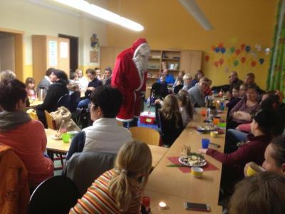 Fotoalbum Weihnachtsfeier der 1. Klasse