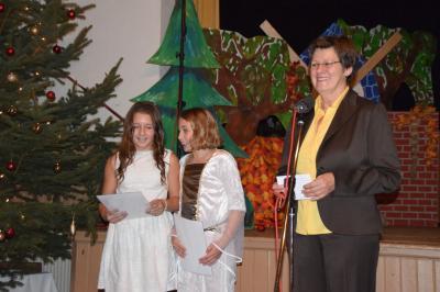 Fotoalbum Weihnachtskonzert der Grundschule Karstädt am 8. und 9. Dezember 2016