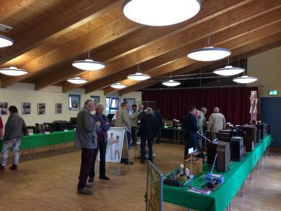 Fotoalbum II. Vorpommersche Radioausstellung im Seebad Lubmin