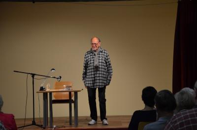 Fotoalbum Herbert Köfer zu Gast im Seebad Lubmin