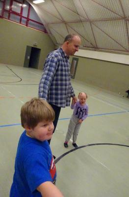 Fotoalbum SV Drehscheibe - Kindersport vor Weihnachten 2016