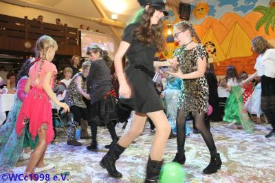 Foto des Albums: Kinderkarneval (29.01.2017)