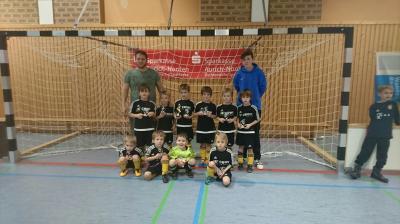 Fotoalbum G-Jugend gewinnt den Siebels Cup 2017 in Norden