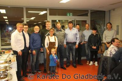 Fotoalbum Weihnachtsfeier im Karate Do Gladbeck 2016