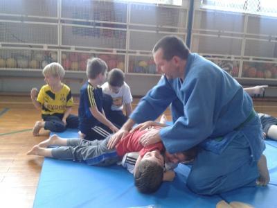 Fotoalbum Tag des Judos