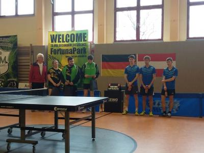 Fotoalbum Tischtennis Intercup / Gala