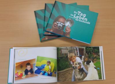 Fotoalbum Ein Tag im Leben der Gemeinde Grünheide (Mark)