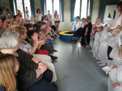Fotoalbum KiTa Regenbogen spielt Theater