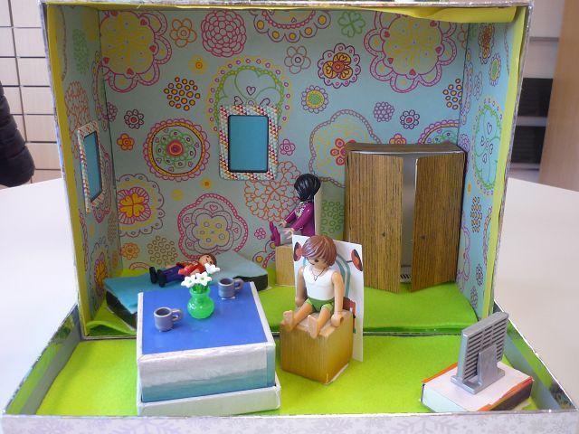 friedrich ludwig jahn grundschule luckenwalde klasse 5b ein kinderzimmer im schuhkarton. Black Bedroom Furniture Sets. Home Design Ideas