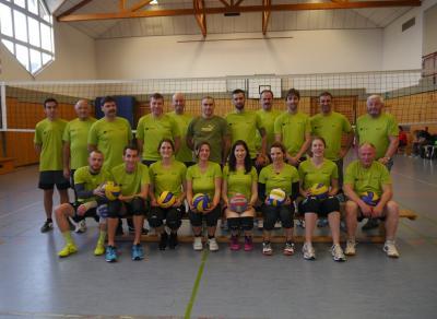 Fotoalbum Volleyballturnier 2017
