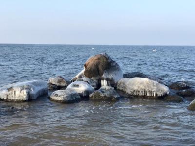 Fotoalbum Winter im Seebad