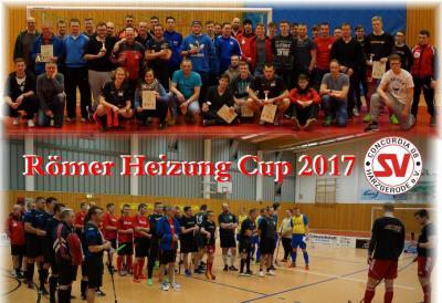 Fotoalbum Römer Heizung Cup 2017