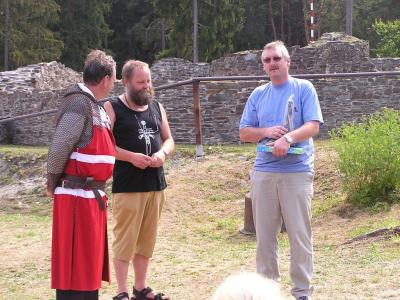Fotoalbum 20 Jahre archäologische Grabungen auf der Wysburg