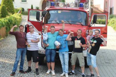 Fotoalbum 130 Jahre Feuerwehr Remptendorf