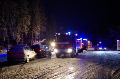 Fotoalbum Verkehrsunfall St. 2209