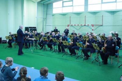 Fotoalbum Das Brandenburger Polizeiorchester in Werbig