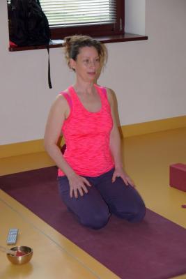 Fotoalbum Yoga-Kurs