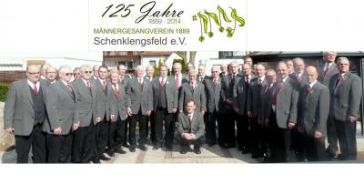 Fotoalbum MGV Schenklengsfeld
