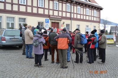 Fotoalbum Winterwanderung