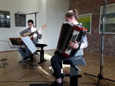 Foto des Albums: Saitenwege - Gitarre im Konzert (26.03.2017)