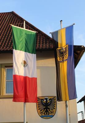 Fotoalbum Mexikanischer Vizeminister für Gesundheit aus Hidalgo besucht Sennfeld