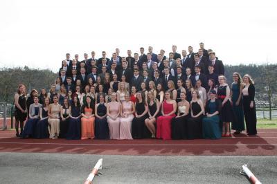 Fotoalbum Entlassungsfeier der Abiturientia 2017