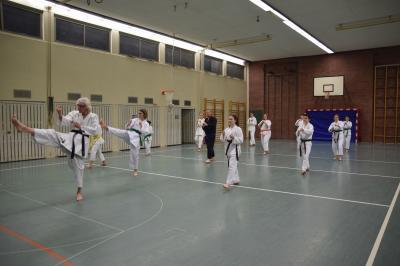 Fotoalbum Samurai Kids und Karate