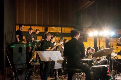 """Fotoalbum Jubiläumskonzert Bigband """"Coming Up"""""""