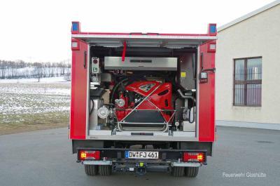 Fotoalbum Tragkraftspritzenfahrzeug/ Wasser (TSF/ W) - Johnsbach