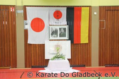 Fotoalbum 6. Osterlehrgang beim Karate Do Gladbeck
