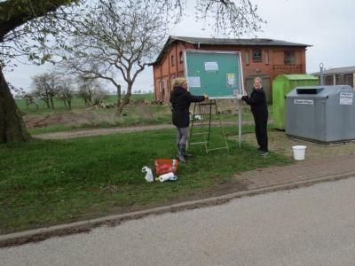 Fotoalbum Rund um Ostern in der Gemeinde Gallin-Kuppentin