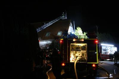 Fotoalbum Feuer Wohnung in Fischbeck