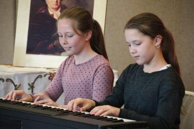 Fotoalbum Klaviertheater SANTA