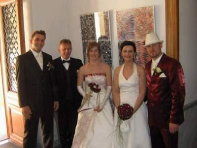 Fotoalbum 1. Hochzeitsmesse im Schloss Meyenburg