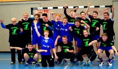 Fotoalbum Handball-Talent Keno Jacobs