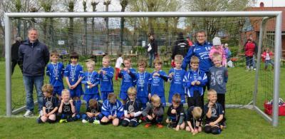 Fotoalbum TuS Esens Sieger beim G-Jugendturnier des SV Werdum
