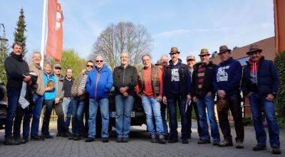 Fotoalbum Mai-Wanderung 2017
