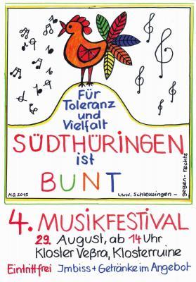 Fotoalbum Südthüringen ist bunt - 4. Musikfestival