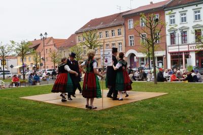 Fotoalbum 10. Barrierefreies Frühlingsfest im Dahmer Land