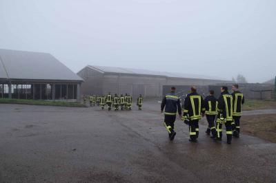 Fotoalbum Ausbildungstag der Gesamtfeuerwehr Glashütte