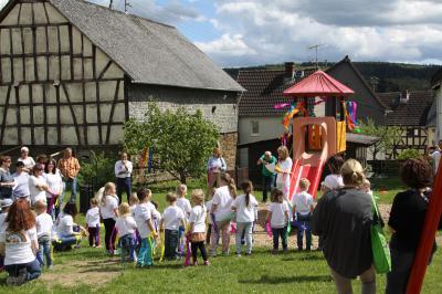 "Fotoalbum Kindertagesstätte ""Regenbogen"" feierte 20jähriges Bestehen"