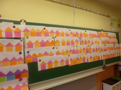 Fotoalbum Mathematik - Projekttag