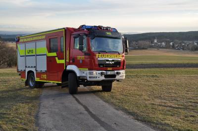 Fotoalbum Neues Feuerwehrfahrzeug für Birkendorf